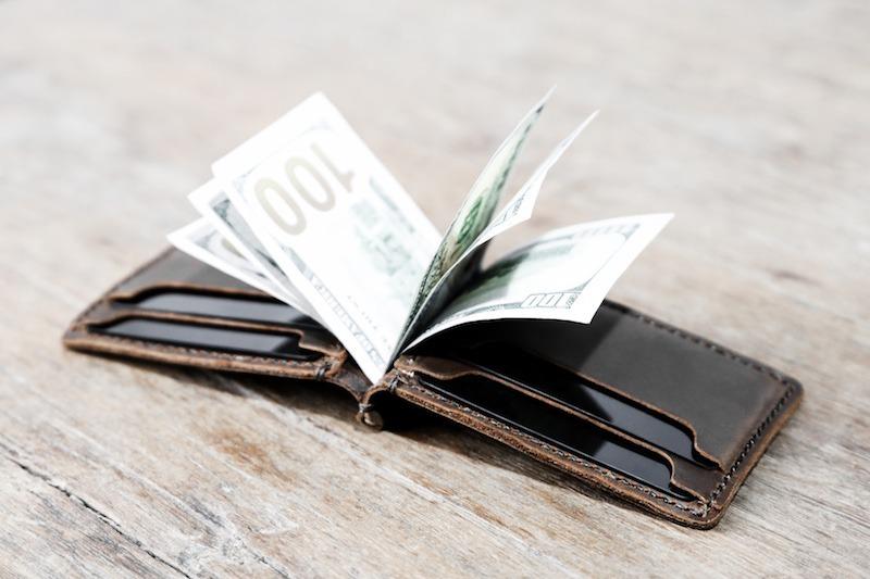 American Flag Money Clip Wallet 4