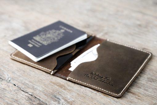 Personalized_Passport Wallet