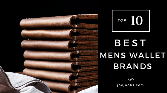 Top 10 Mens Wallet Brands