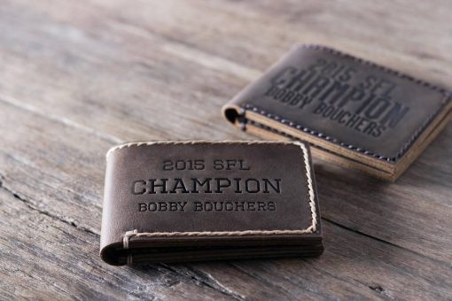Fantasy Football Trophy Wallet
