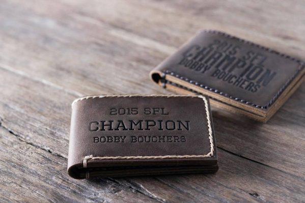 Fantasy Football Trophy Wallet