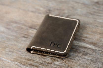 Best Handmade Leather Wallets For Men | JooJoobs