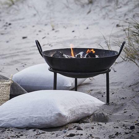 Iron Fire Pit