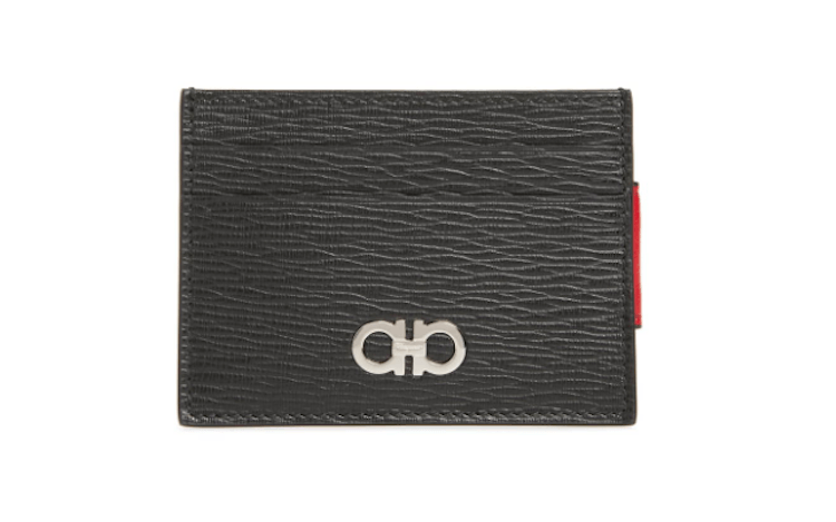 Revival Leather Magnetic Money Clip Card Case