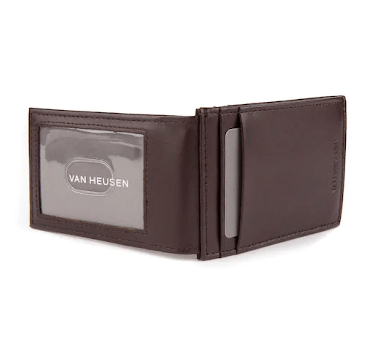 Van Heusen RFID-Blocking Pocket Wallet