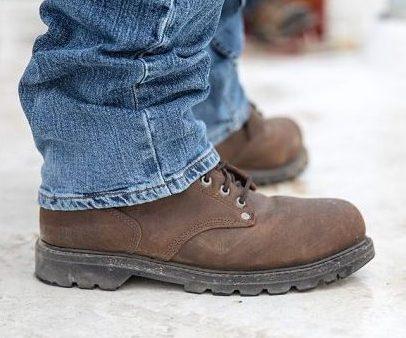 Caterpillar Men's 2nd Shift Steel Toe Boots