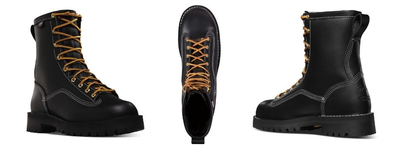 Danner Super Rain Forest Insulated Work Boots