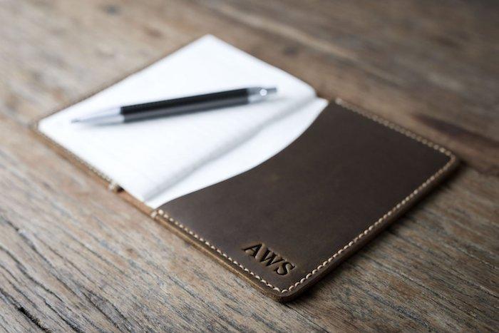Handmade Leather Travel Journal