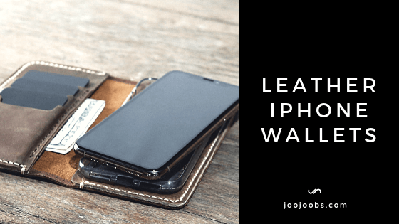 LEATHER IPHONE WALLETS