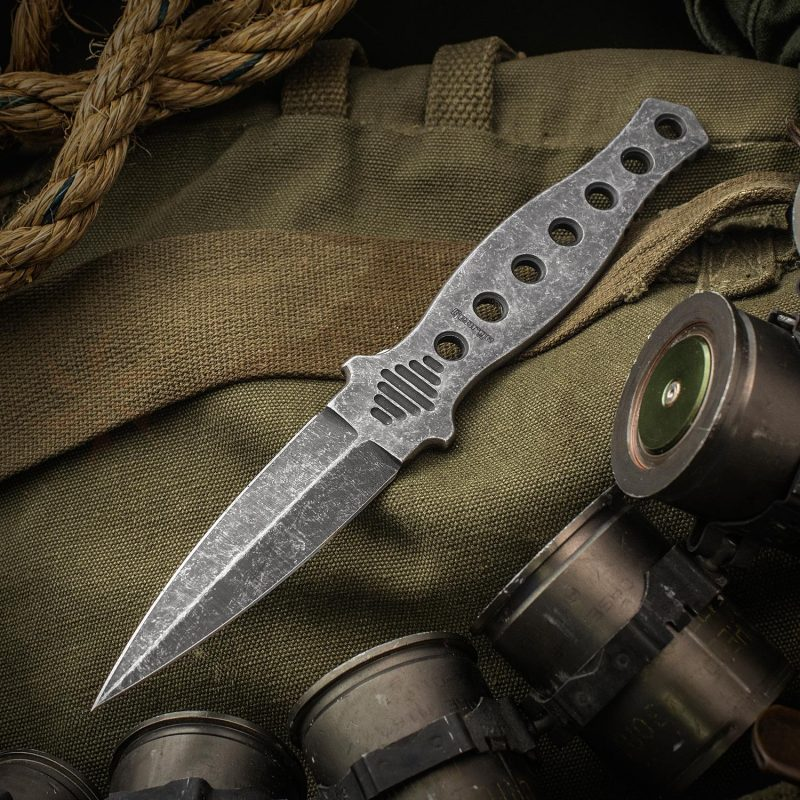 Les George Custom Boot Knife 4