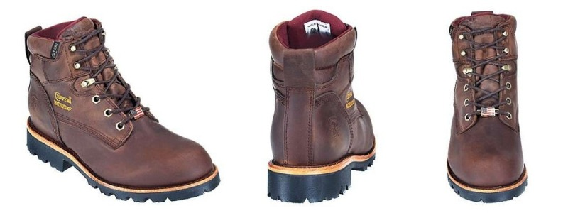 Modoc Waterproof Insulated Work Boots