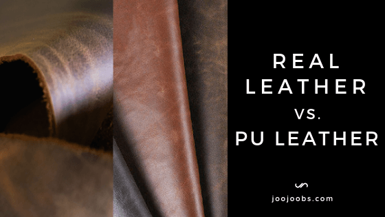 PU Leather vs. Real Leather: What's the Difference