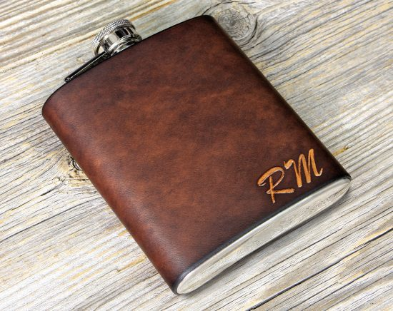 Personalized Flask Cover