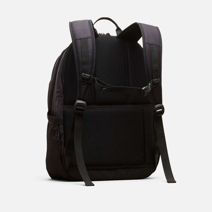 SILKY POLYESTER DOUBLE GUSSET BACKPACK2