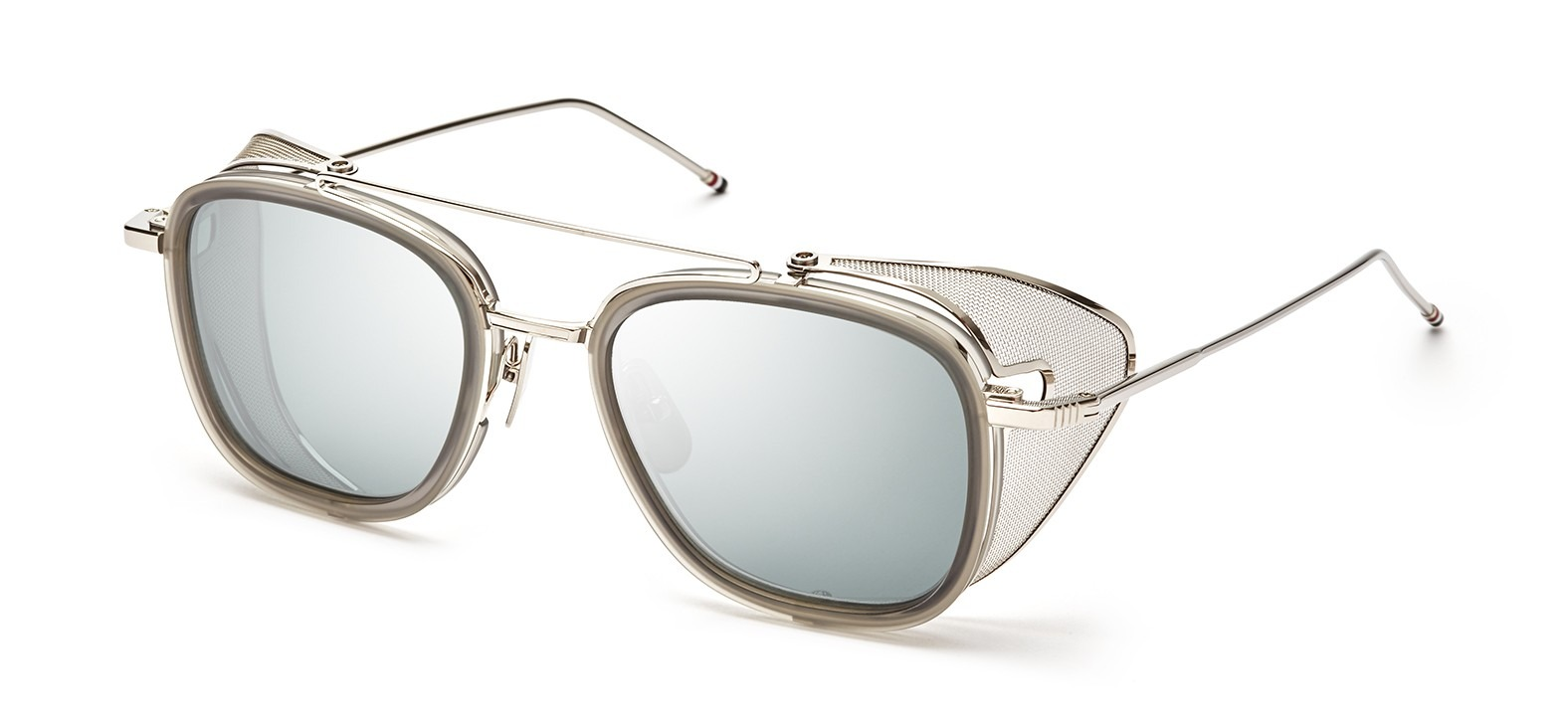 Thom Browne Shield Lens Sunglasses