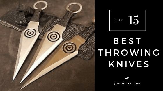 Top 15 Best Throwing Knives