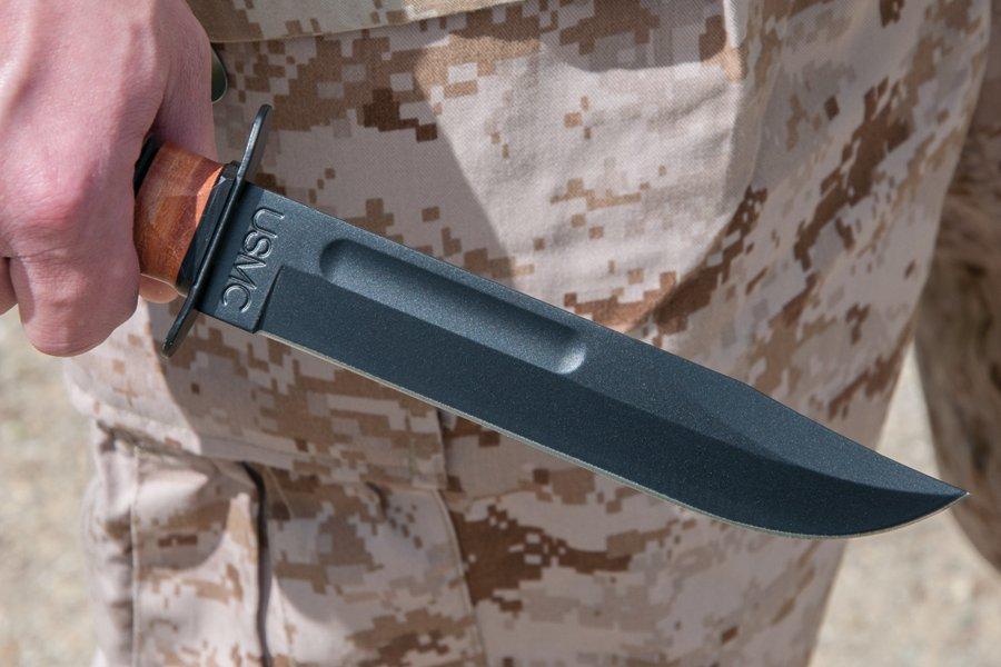 USMC KA-BAR®, Straight Edge