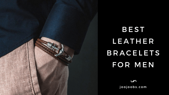 Best Leather Bracelets for Men