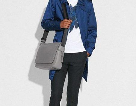COACH Metropolitan Courier Bag