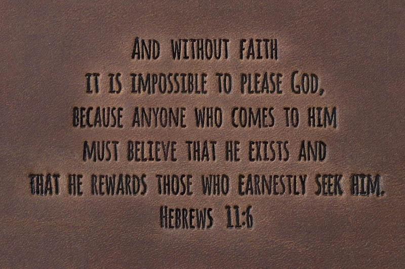 Hebrews 11-6