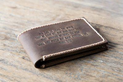 John 3:16 Wallet