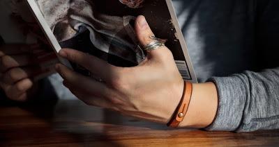 Tanner Goods Single Wrap Wristband