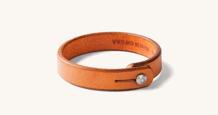 Tanner Goods Single Wrap Wristband1
