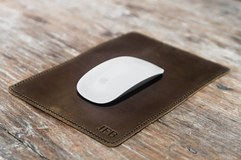 personalized mousepad using Times New Roman font