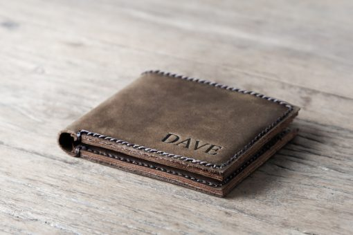 The Bigger Big Texas Wallet Personalized