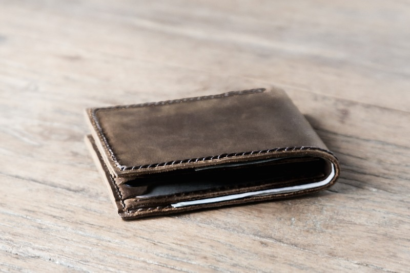 the bigger big texas bifold wallet